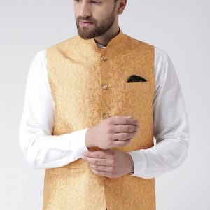 Nehru Jackets- Brown